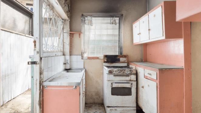 Auction of dilapidated Darlinghurst terrace: Video