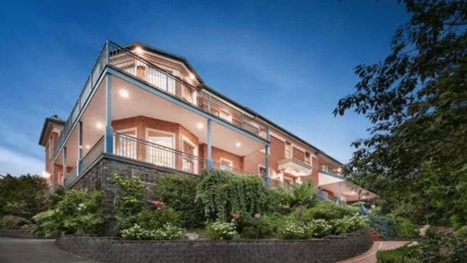 Ringwood mansion listed for sale