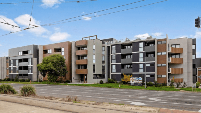 Mortgagee unit in Burwood relisted after unsuccessful auction