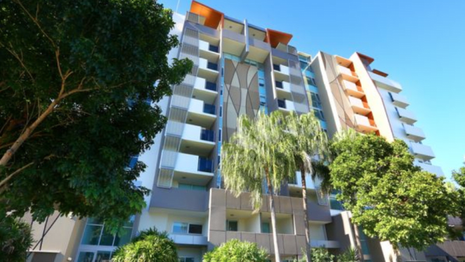Two-level mortgagee apartment in Surfers Paradise set for auction