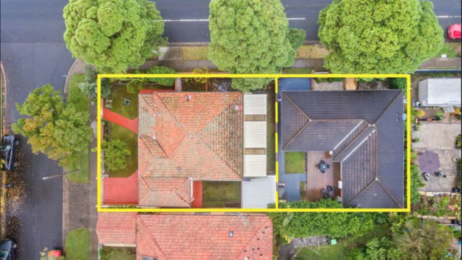 Two Strathfield South mortgagee homes on one title under offer