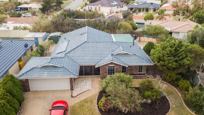 Mandurah mortgagee home in Halls Head listed for sale
