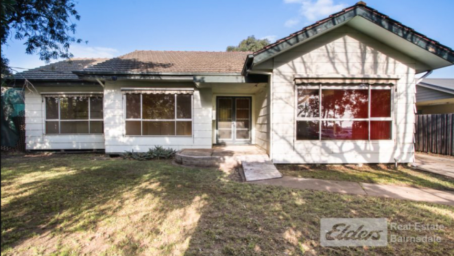 Bairnsdale mortgagee home listed for $225,000