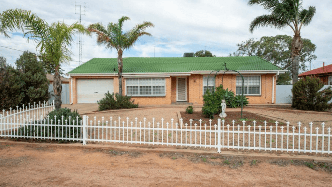 Port Pirie mortgagee home listed for sale