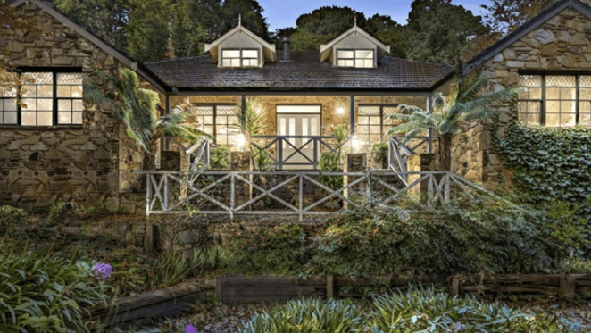Yarra Ranges Tudor-style trophy home listed for sale