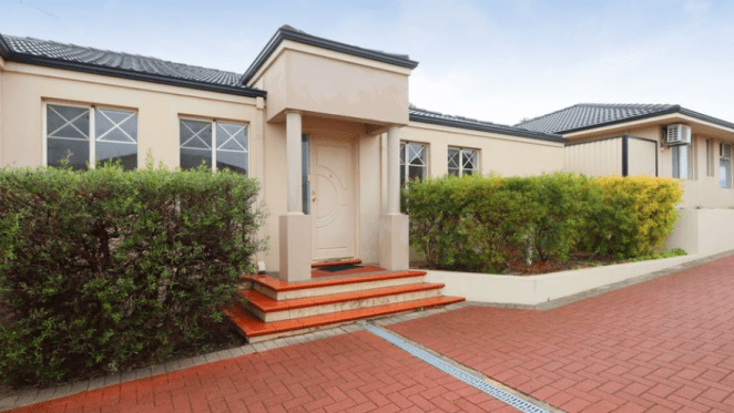 Bentley, WA mortgagee home set for auction