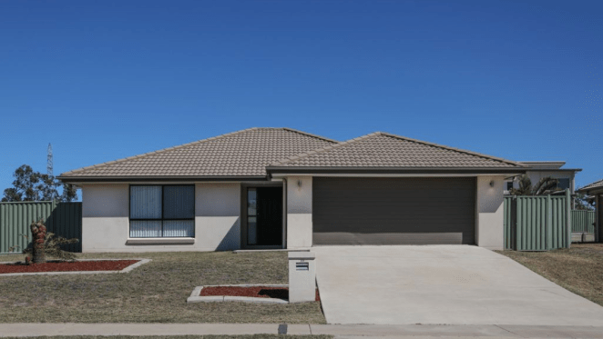 Moranbah home set for mortgagee auction
