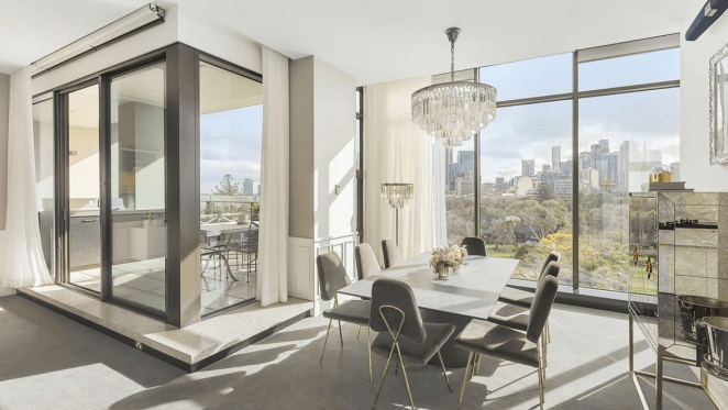 James Kennedy secures Clarendon Street, East Melbourne apartment