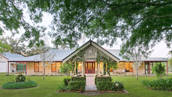 Glengrove, a lifestyle home in the Hunter Valley, quietly sold for $1.1 million