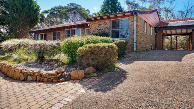 Blue Mountains home in Wentworth Falls listed for mortgagee sale