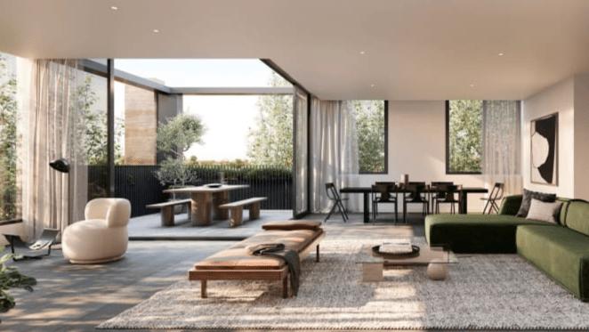 Landream offers $1.35 million apartments in Malvern East project, Hurstmon