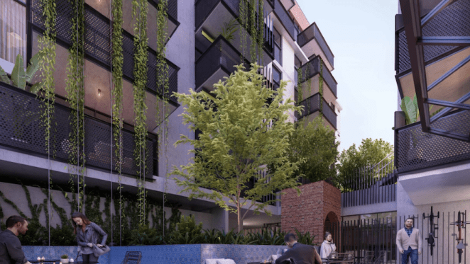 Construction starts on Pellicano's build-to-rent Solarino House in Melbourne