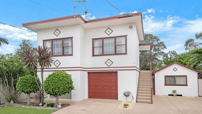 Resort-style holiday home listed in western Sydney's Canley Vale