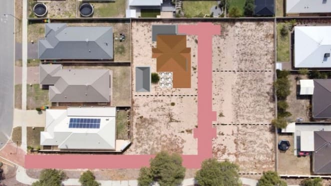 Secret Harbour, WA residential mortgagee land sold for half previous sale price