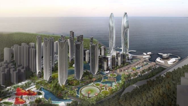 Australia's DBI Design overseeing new $3 billion micro city in China