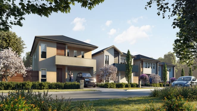 Sekisui House to build 18 SHAWOOD homes at Gledswood Hills