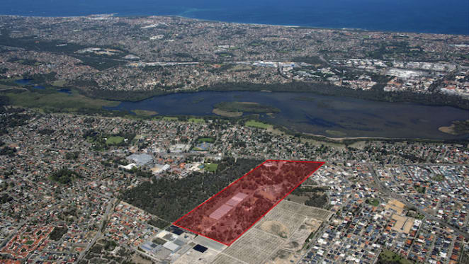 Stockland back Perth market by spending $91 million on land