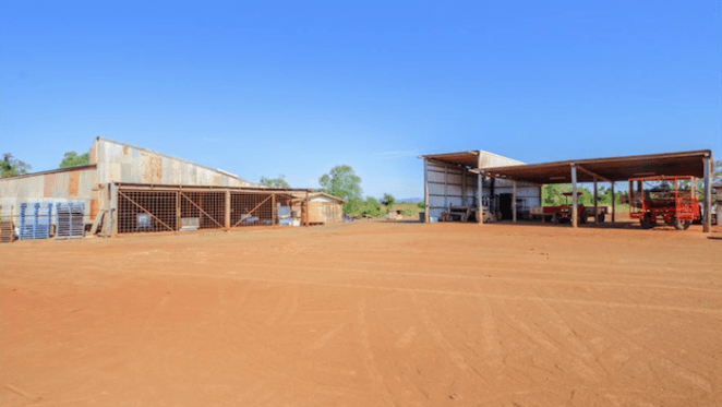 Cropping farm offering at Skyring Reserve, Queensland