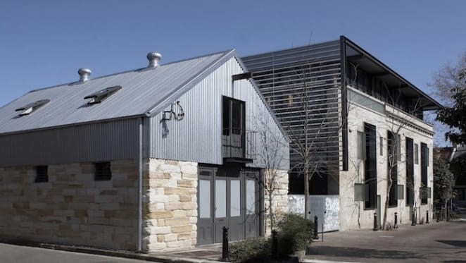 Architect William Smart secures $7,905,000 for Surry Hills home-office