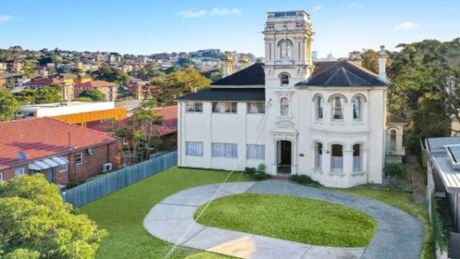 Smithfield Grande, Coogee heritage listed for sale