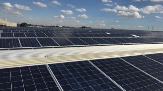 Office products supplier COS spends $1 million on solar energy farms to power its offices