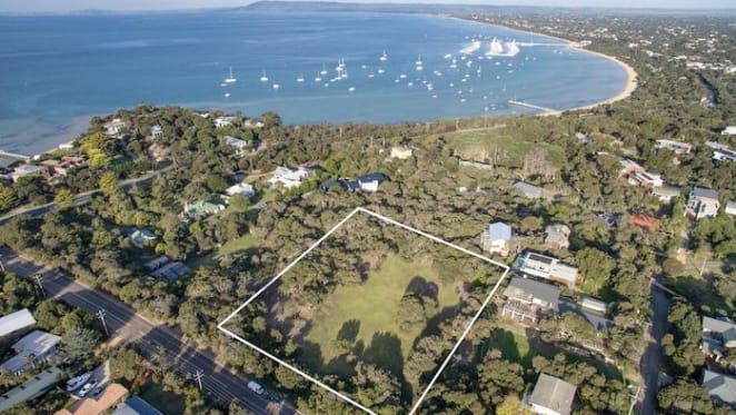 $4.5 million Sorrento land parcel sells as family home site