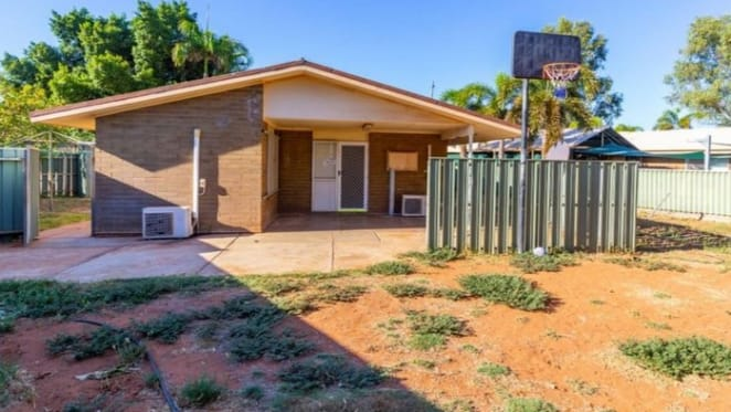 Four bedroom South Hedland home sold by mortgagee