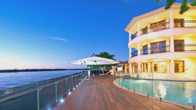 Sovereign Islands double block home sold for $5,625,000