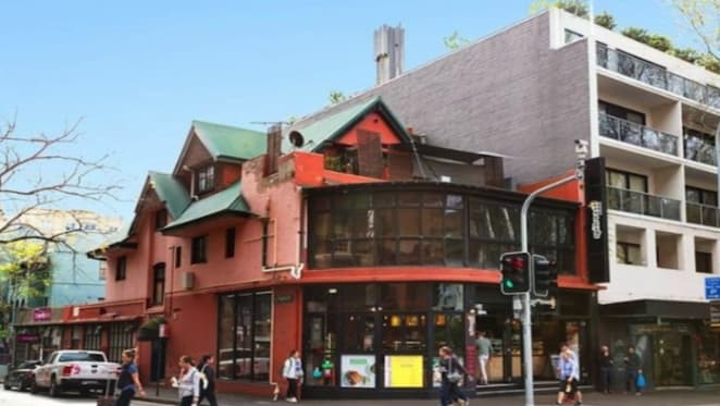 Toppi's La Strada joins the $100 million plus Macleay Street, Potts Point shop top residential site consolidation put to market