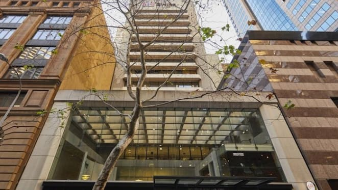 Centuria sells Sydney CBD Spring Street building for $270 million