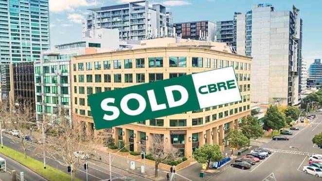 Myer family sells St Kilda Road building in $77 million deal