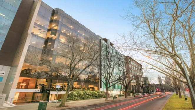 St Kilda office building snapped up by Hong Kong retail group for $42 million