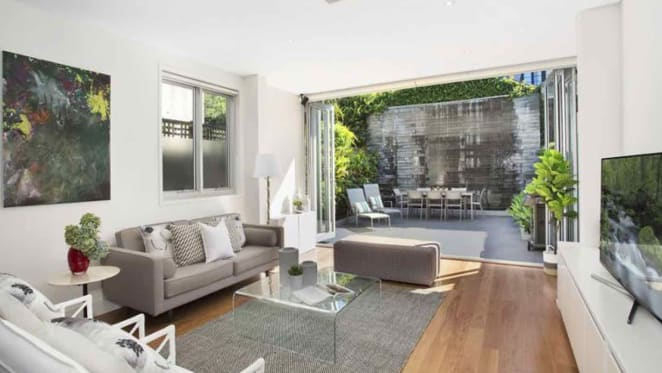 Peter Stefanovic buys in Sydney's eastern suburbs with Sylvia Jeffries