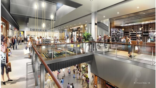 Stockland opens first section of refurbished Green Hills mall