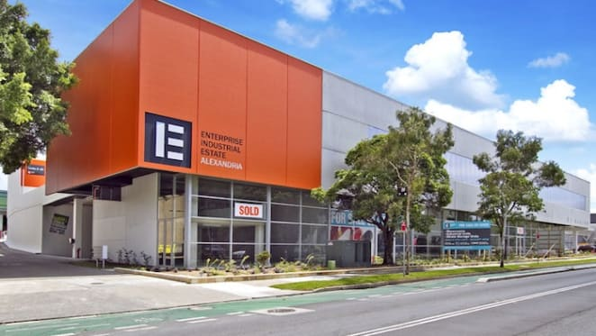 Storage unit in Sydney changes hands for $155,000