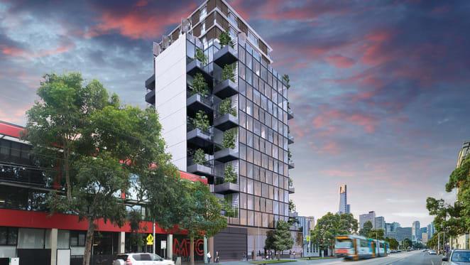 Property developer Hudson Conway lists Melbourne HQ