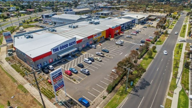 Large-format retail centre in Victoria's Sunbury fetches strong yield of 6.5%
