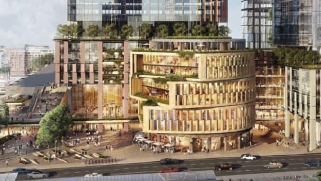 $2.5 billion Central Place Sydney design unveiled