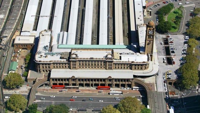 Sydney's Central Station to be the city's next Barangaroo
