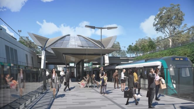 Sydney Metro to deliver eight new metro stations