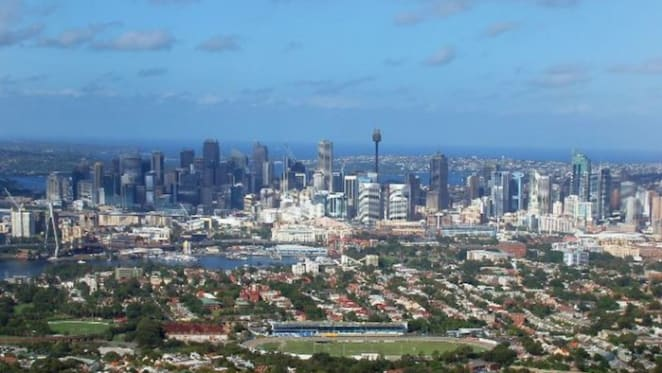 Sydney records highest quarterly growth for two years: Domain