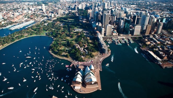 Sydney's residential sales activity at 17 year low: ABS