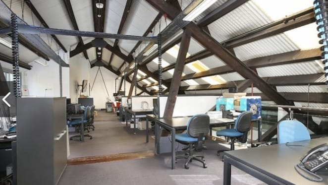Office suite with Harbourside views up for auction with $4 million expectations