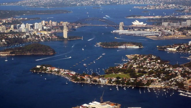 State Government divestments at The Rocks to fund Harbour infrastructure work