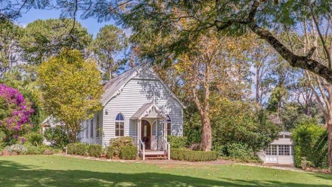 Century old Tamborine Mountain wedding centre looking for eligible buyer