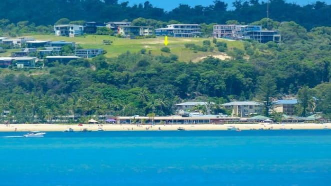 No reserve auction for Tangalooma, Moreton Island residential block