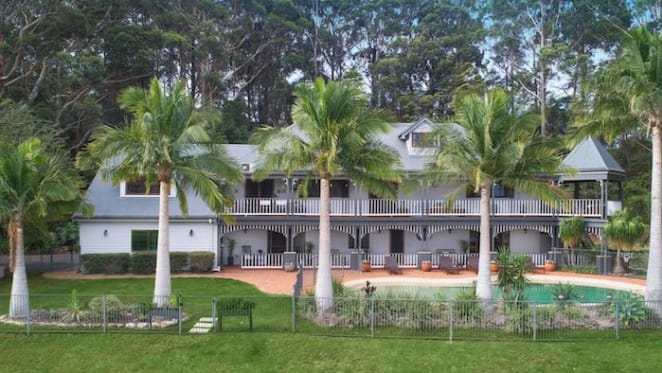 Thirroul estate listed by Three Waiters opera singer