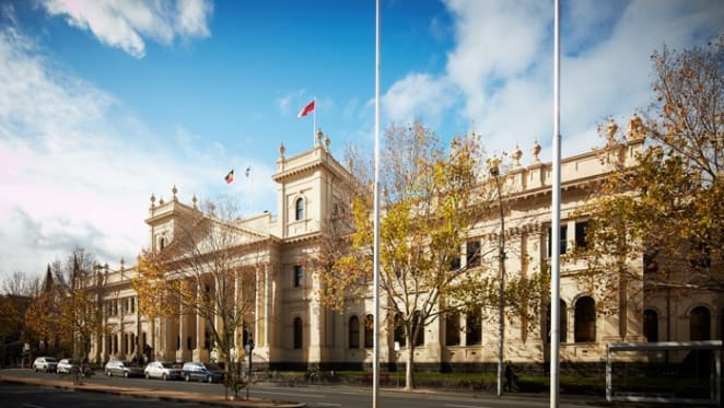 Multiplex complete restoration of Australia's oldest trades hall