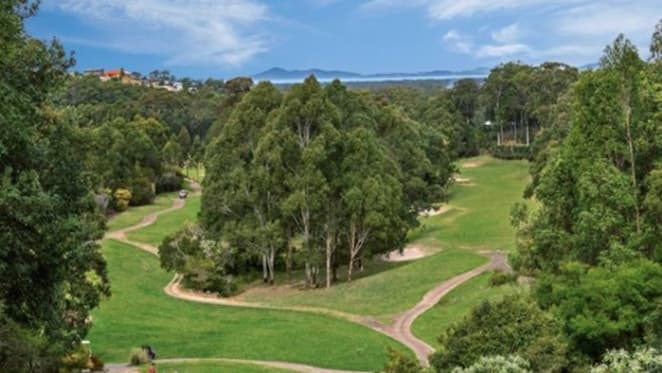Tallwoods golf course in NSW Mid-North Coast up for sale