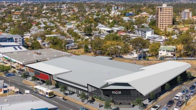 Savills marketing Inner West Brisbane development site offered with Coles pre-lease